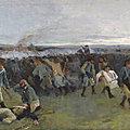 Un tableau de Bonchamps à la bataille de <b>Cholet</b> ?
