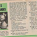 Les recettes de croquette # 1