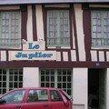 Rouen - Le bar de Simone ou l'annexe de Becquerel