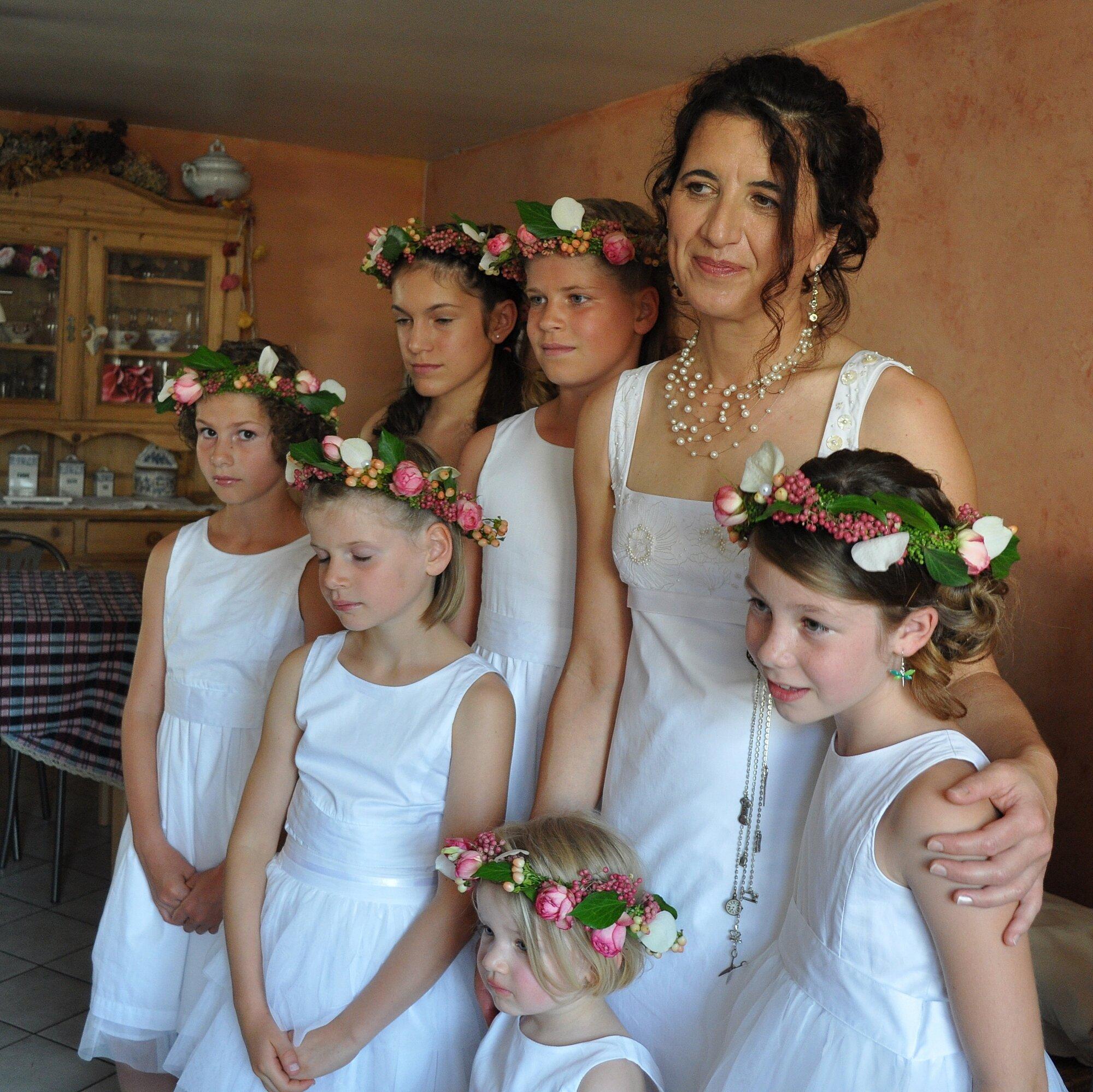 Mariage : mes demoiselles d'honneur