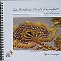 La Broderie Or de Rochefort : le livre !