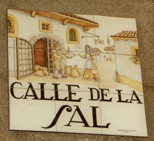 Madrid-Calle de la Sal