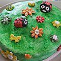 Gâteau après cours de <b>kung</b>-<b>fu</b> kempo ce 14 mai 2015