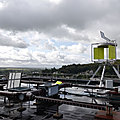 Du côté de Caudebec-en-Caux on expérimente des alternatives énergétiques au tout éolien bête et méchant!