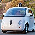 Un crash évité de justesse entre une google car et un autre <b>véhicule</b> <b>autonome</b> !