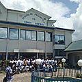 Matadi Assemblée Provinciale dépôt de <b>mémorandum</b> par les membres des cellules d'éveil citoyen