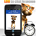Léo le chat talking to you : gare à la colère du chat !
