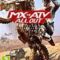 Test de MX vs ATV <b>All</b> Out - Jeu Video Giga France