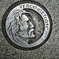 Clermont-Ferrand plaque rue 25