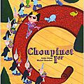 Choupinet ier d'anne jonas, illutré par michel boucher, au x édition vilo jeunesse, 2008