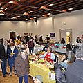 Marché de <b>Noël</b> de la SGAPE (Saint-Gence Association des Parents d'Elèves) : dimanche 24 novembre
