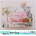 La boutique itinérante Passion Scrap
