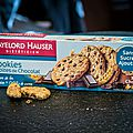 Cookies au pépites de chocolat (gayelord hauser) 1 miss/5