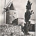 Moulin de daudet.