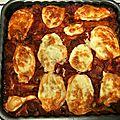 Lasagnes aux aubergines