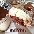Cheesecake marbré...à la multidélice