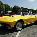 <b>Chevrolet</b> <b>Corvette</b> Stingray roadster 1963-1964