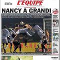 [L1, UEFA] Nancy dans la presse