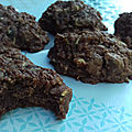 cookies choco-courgette