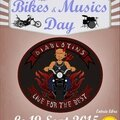 19 septembre 2015 12 TH BIKES and MUSICS DAY des DIABLOTINS ISTRES