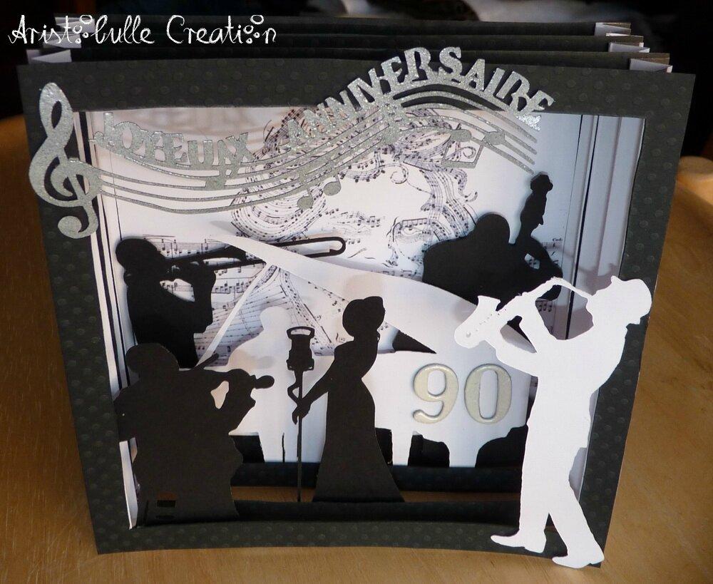 Carte diorama musique - 1er avril 15