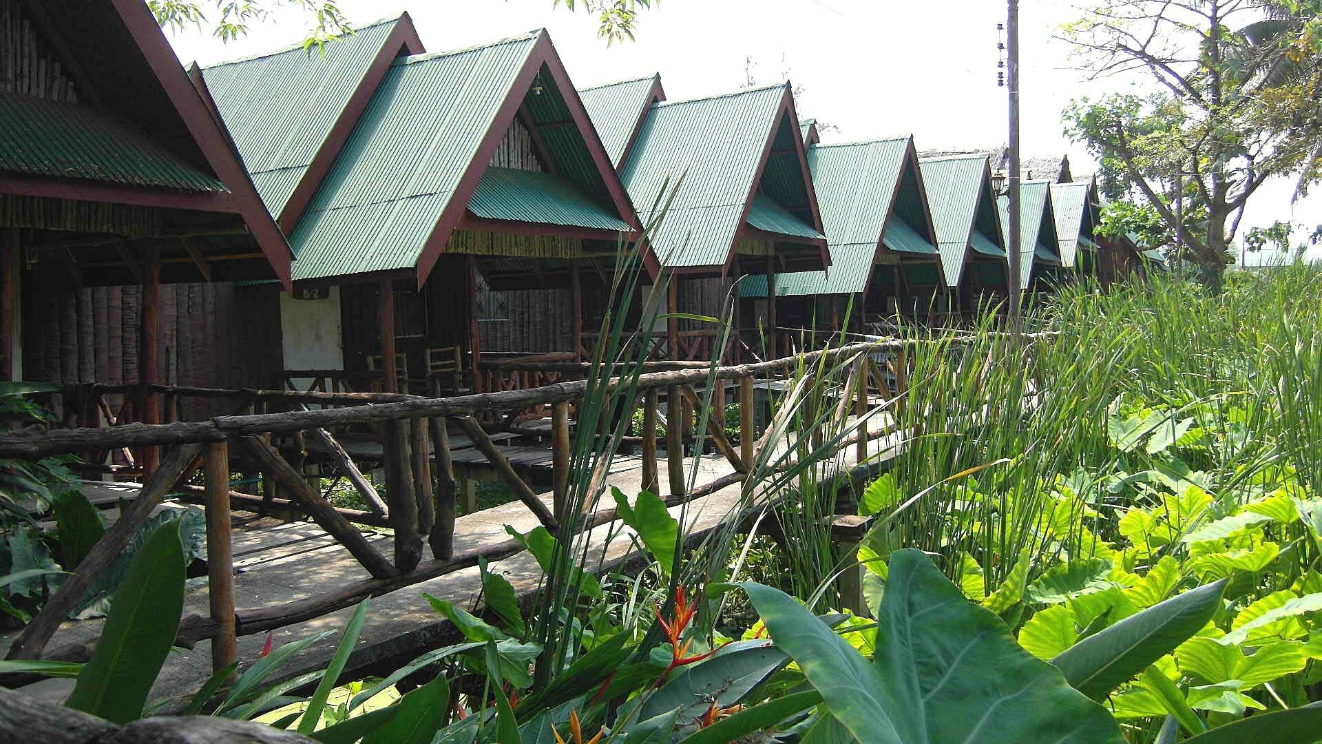 KANCHANABURI_première nuit dans guesthouse