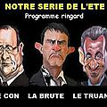ps valls hollande sarkosy ump humour