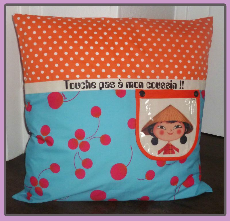 coussin MOD 4