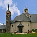 Saint-Martin-de-Belleville: la <b>Chapelle</b> Notre Dame de la Vie