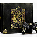 Kingdom Hearts Playstation 4 Slim / Sora