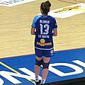 Les filles du hac handball s'imposent 32 à 28 contre toulon...