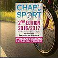 - chap'en sport - dimanche 13 novembre 2016