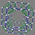 Hypercube raboté tronqué