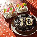 Fête d'anniversaire pour les 10 ans de manon :