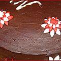 Round 2 : le gâteau d'anniversaire de ma filleule !