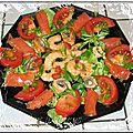 Salade mer et rivière (m)