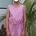 Une robe légère !