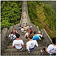 Recommended in Sports: A Marathon on <b>the</b> Great <b>Wall</b>