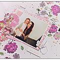 Page douces fleurs