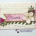 Thank you card <b>botanical</b> <b>blooms</b> and last chance to WIN!