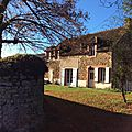 LA MAISON A VENDRE COUNTRY HOUSE TO SALE