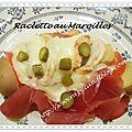 Raclette au maroilles