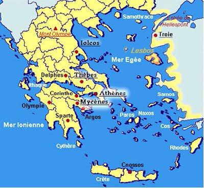 mer Egée