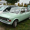 FIAT 128 berline 4 portes Mannheim (1)