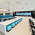 Le salon régional Dunedin d'Air New Zealand à l'aéroport de Dunedin est maintenant ouvert