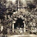 Saint Senoux, Grotte de Notre Dame de Lourdes