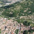 2008 07 07 Vu aérienne depuis l'ULM d'Etoile sur Rhône en direction de Crussol (29)