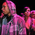 Rihanna et <b>Chris</b> <b>Brown</b> fêtent Thanksgiving en amoureux ...