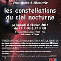 Conference decouverte constellations