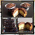 Kinder & Nutella cupcakes